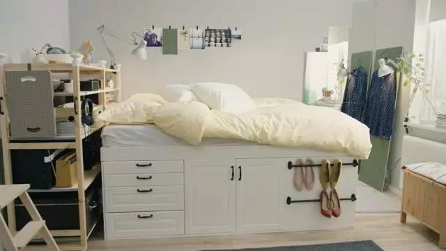 房太贵IKEA 的灵感帮你节约空间