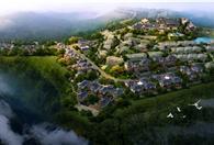 天域开元,山顶别墅,双拼西边套大花园,满二年,房东诚心。