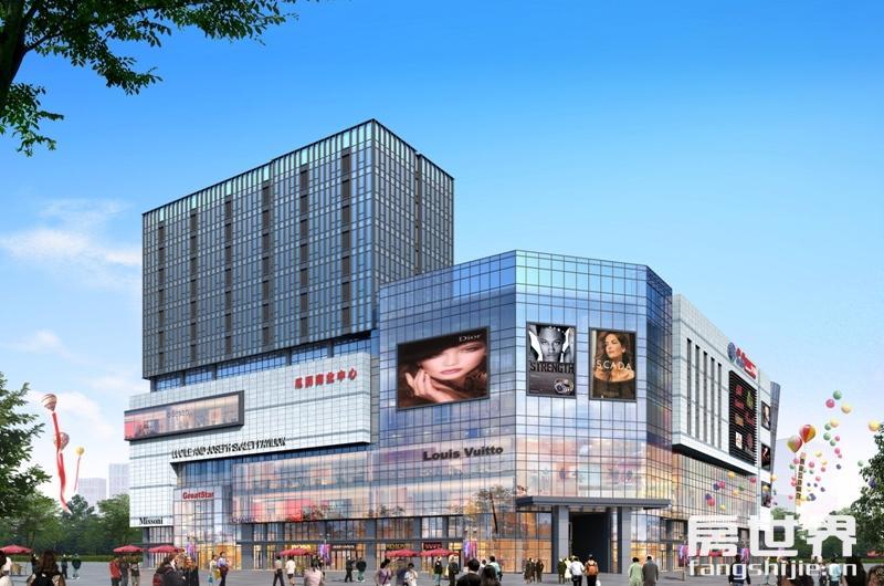 瓜沥商业中心