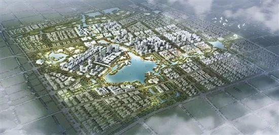 大江东新城规划图-大江东时代来临 被低估区域大逆袭