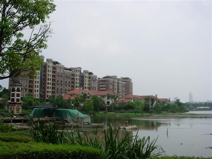 湘湖湖畔宽邸