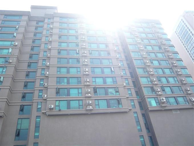 带阁楼,3卫4室2厅,前后露台,双阳台