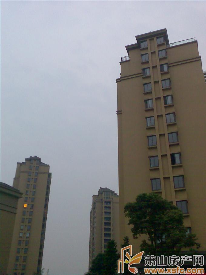 湘湖林语 南北通风  2房