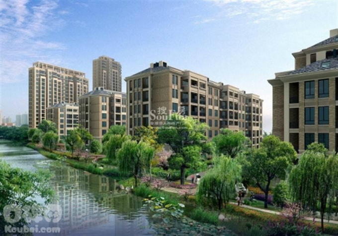 湘湖美的豪华装修,满2年,拎包入住。