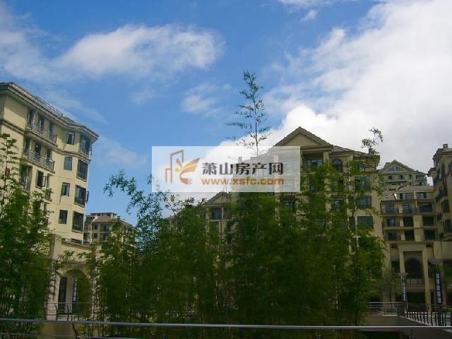 湘湖边景观独栋别墅诚心出售