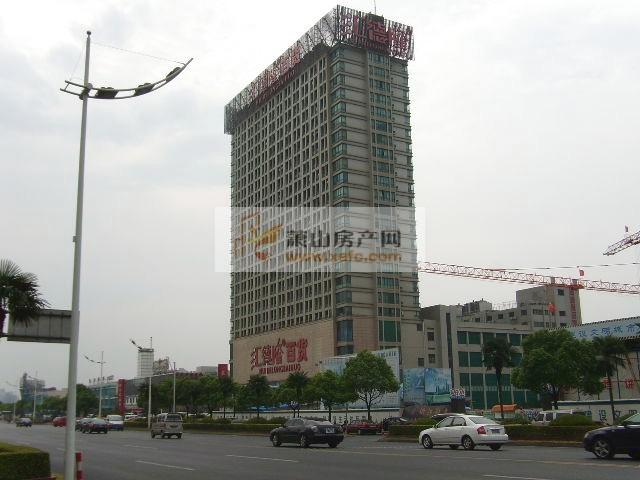 银通大厦楼层好110方190万,办公出租,大润发地铁口