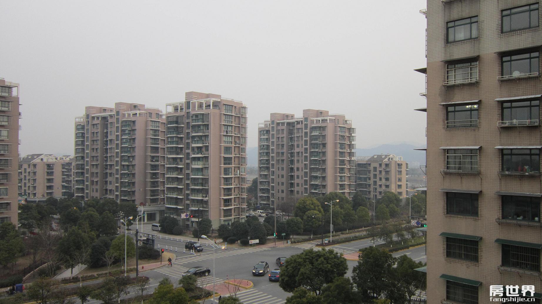 滨江白马湖旁小面积住宅