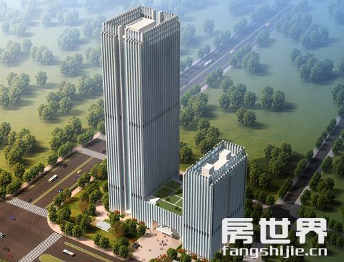 保亿中心)原户型出租 精装修 电梯口 超大前台 工区大