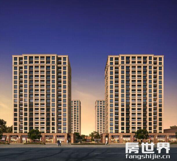 大业江东府87方送26 方义蓬购物中心近地铁口