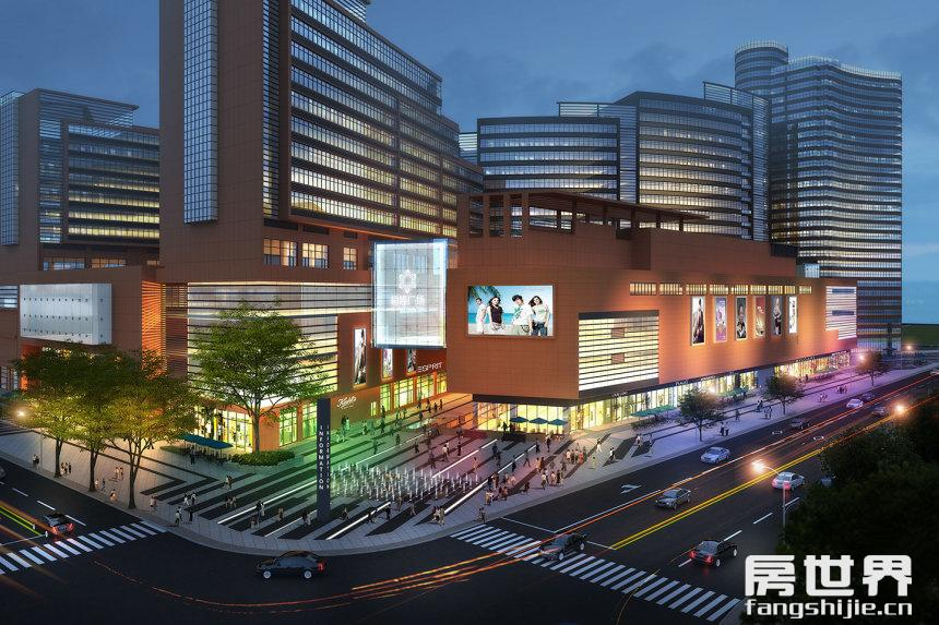 恒隆广场精装写字楼 135方195万 地铁口300米 年租金10万以上