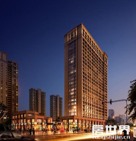 《朝陽銀座》,2號線地鐵口,精裝公寓,家具家電齊全,拎包入住