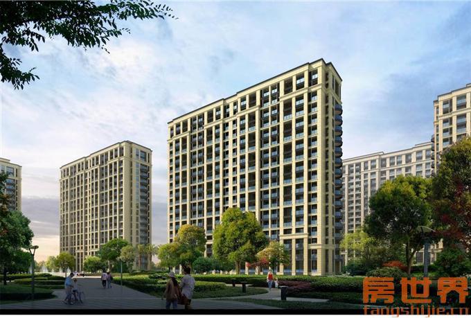 中国铁建青秀城,建设一路
