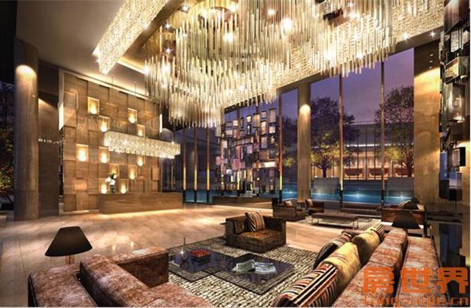 钱江世纪城超高建筑物,4钥匙户型,180万起