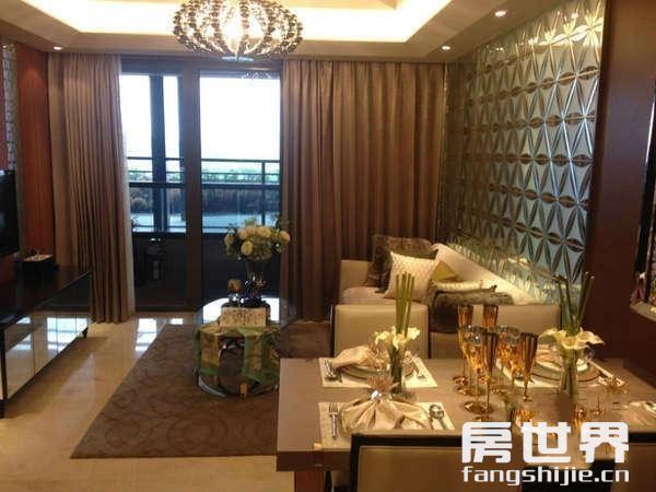 明華名港城瓜瀝鎮學區房地鐵口 交通方便首付低 116方大三房2廳2衛