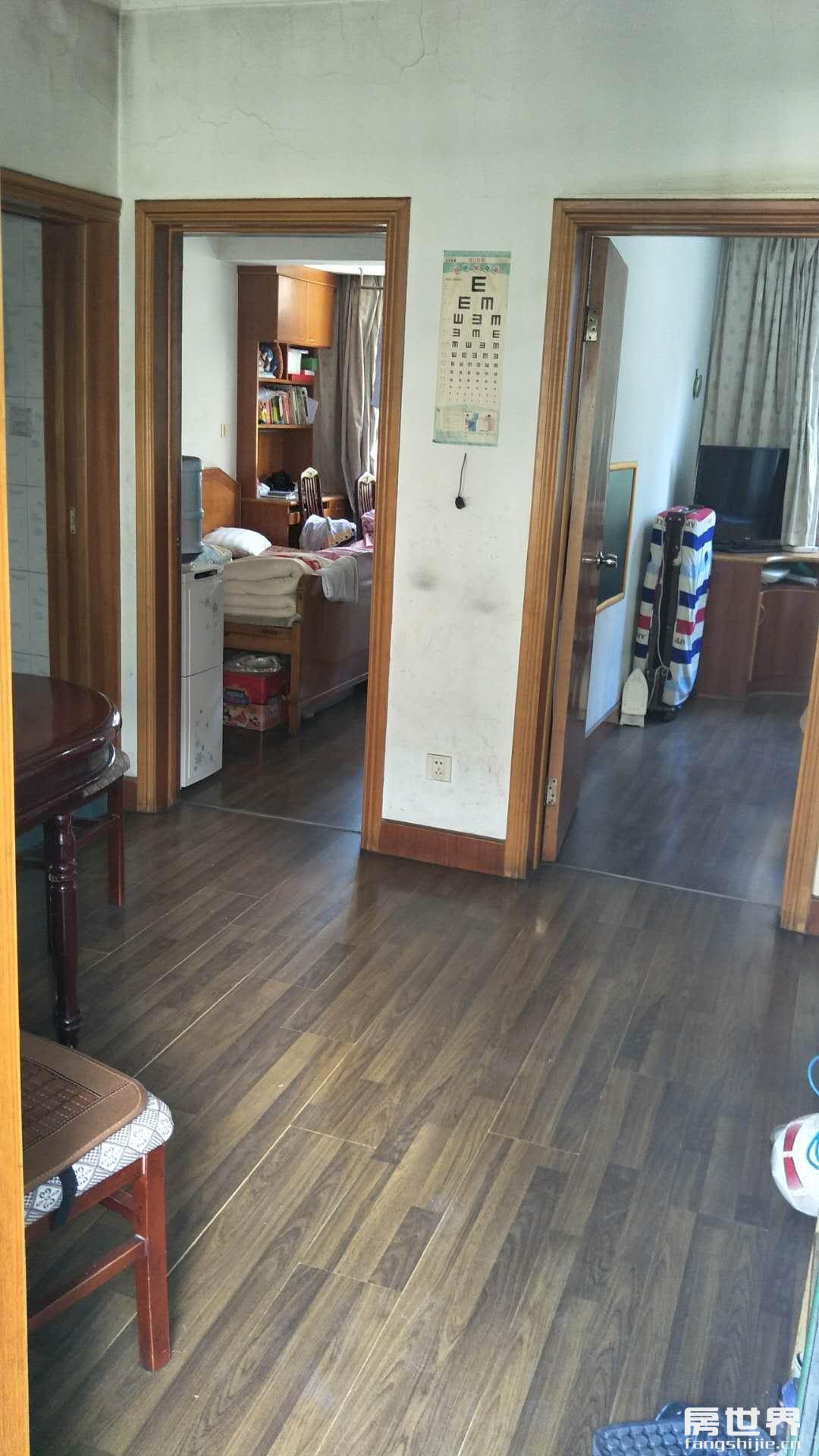高桥学区房、二室一厅、满5年、价格实惠。