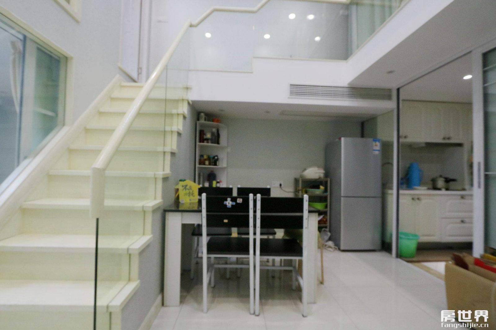 人气旺 住户素质高 性价比高朝南 采光佳 LOFT 精装三房