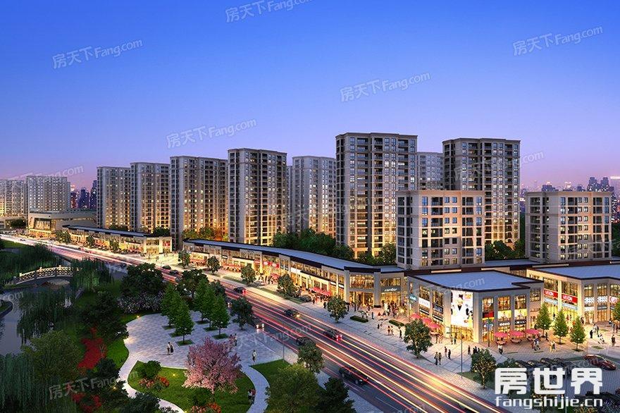 楊訊橋樹人大學旁110方總價135萬不限購一手更名房源