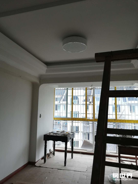 通达小区旁边董家埭连建房  天井有10多方