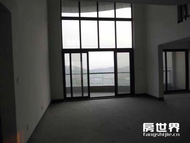 出售:蓝爵国际住宅顶跃、八房二厅四卫5阳台,无双税、五号线地铁口金鸡路站
