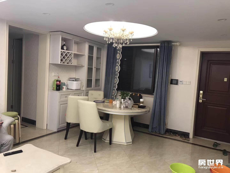 顺发恒园开发商精装修89方 4房2厅2卫带家具家电