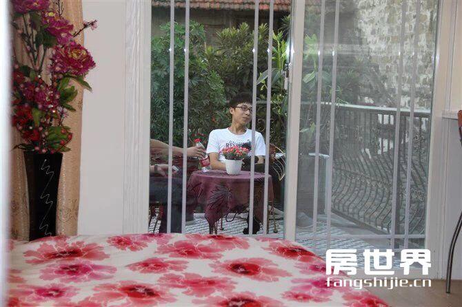 自己的房子,在西塘景区,1楼2楼三个标间再送阁楼