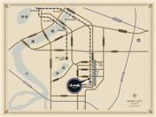蕭山南部一線江景寫字樓超低價格8500起周邊配套成熟地鐵二號線無縫對接